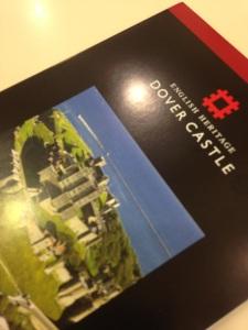 Image Dover Castle Brochure