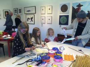 Image Workshop with Folkestone Artists