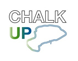 Chalk up logo