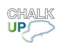 Chalk up logo