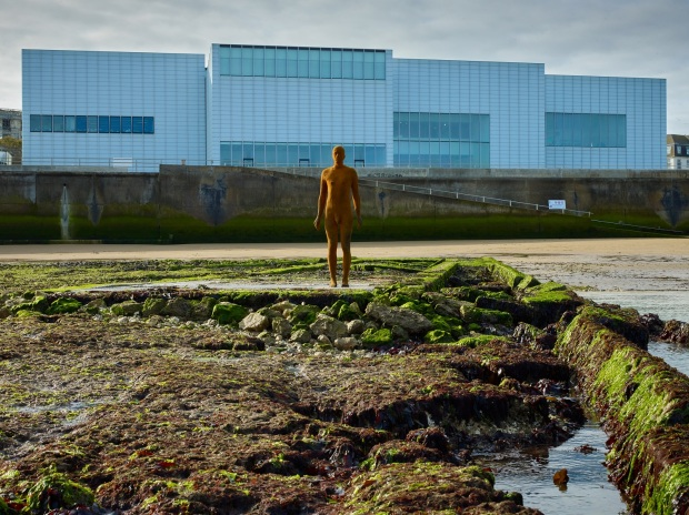 Antony Gormley, ANOTHER TIME, 2017. Photo credit Stephen White (8) - 1500px